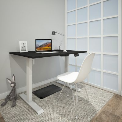Single Motor Electric Height Adjustable Desk – BEST SELLER
