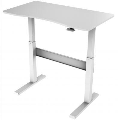 Gas Spring Height Adjustable Desk