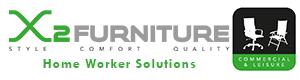 x2 furniture logo