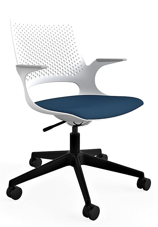 Designer task chair