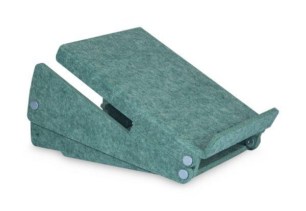 Ergo-Top 320 Circular Laptop Stand_green
