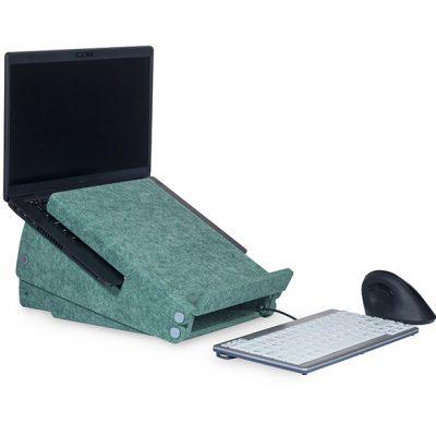 Ergo-Top 320 Circular Laptop Stand (BNETOP320C)